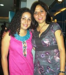 Eleonora and Neela